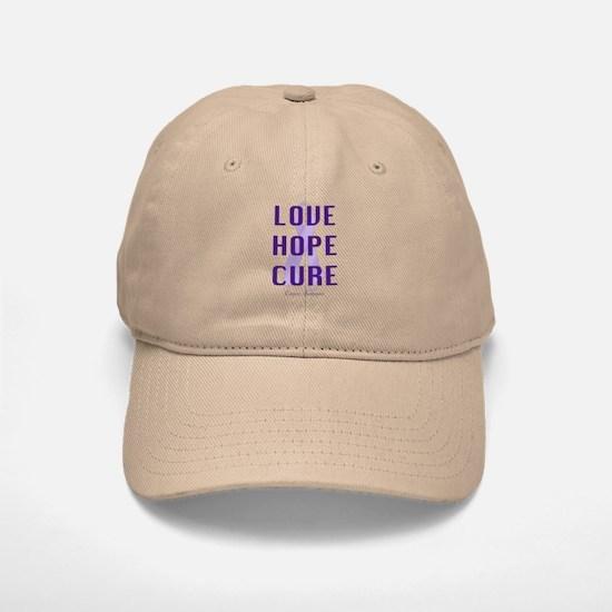 Cancer Awareness (lhc) Baseball Baseball Cap