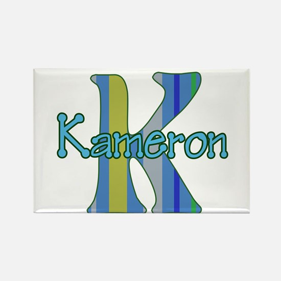 Kameron! Rectangle Magnet