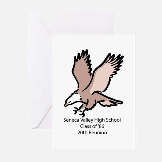 SVHS 20th Greeting Cards (Pk of 10)