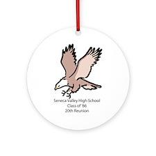 SVHS 20th Ornament (Round)