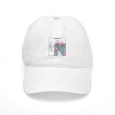 Shoulder Joint Baseball Cap