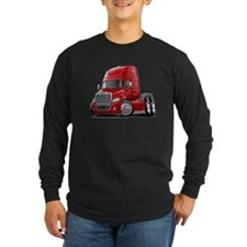 Freightliner Red Truck T
