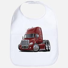 Freightliner Maroon Truck Bib