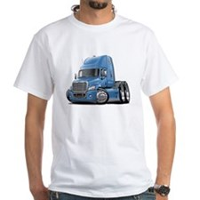 Freightliner Lt Blue Truck Shirt