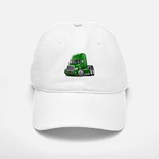 Freightliner Green Truck Baseball Baseball Cap