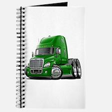 Freightliner Green Truck Journal