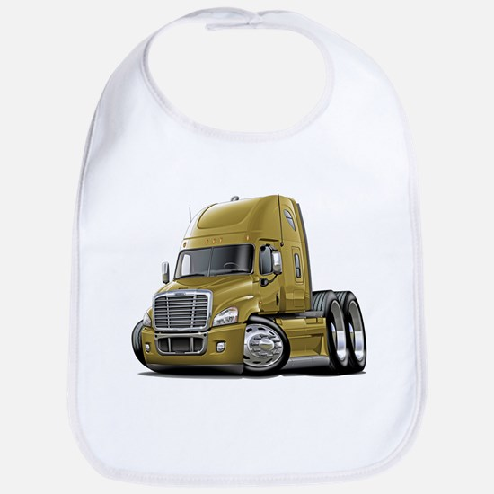 Freightliner Gold Truck Bib