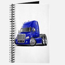 Freightliner Blue Truck Journal