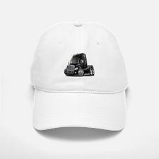 Freightliner Black Truck Baseball Baseball Cap