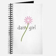 Pink Daisy Girl Journal