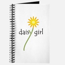 Yellow Daisy Girl Journal