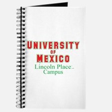 University of Mexico Lincoln Place Journal
