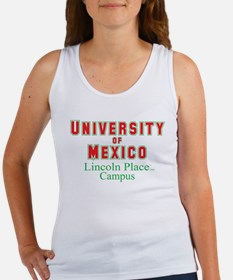 University of Mexico Lincoln Place Women's Tank To