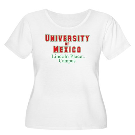 University of Mexico Lincoln Place Women's Plus Si