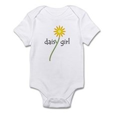 Yellow Daisy Girl Onesie
