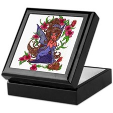 """Garden Fairy"" Keepsake Box"