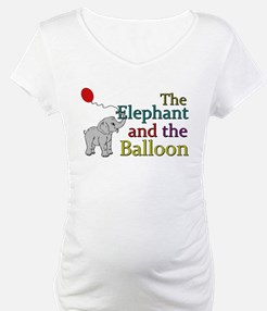 Elephant and the Balloon Shirt