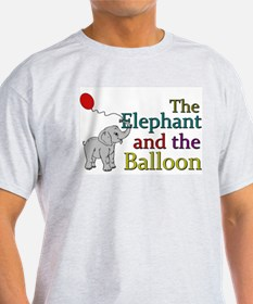 Elephant and the Balloon T-Shirt