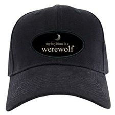 Boyfriend Werewolf Eclipse Baseball Hat