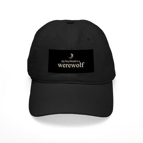 Boyfriend Werewolf Eclipse Black Cap