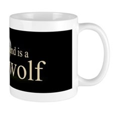 Boyfriend Werewolf Eclipse Small Mugs