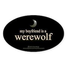 Boyfriend Werewolf Eclipse Decal