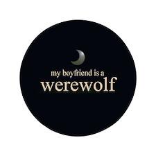 """Boyfriend Werewolf Eclipse 3.5"""" Button (100 pack)"""