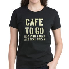 CAFE TO GO Tee
