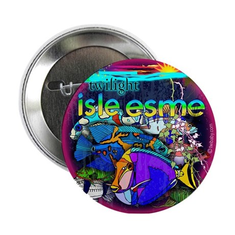 "Twilight Isle Esme by Twibaby 2.25"" Button"