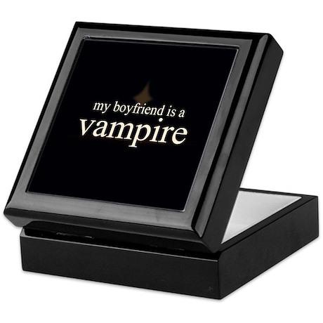 Boyfriend Vampire V3 Keepsake Box