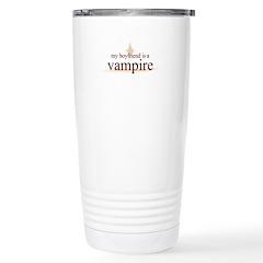 Boyfriend Vampire V3 Travel Mug