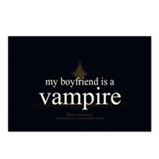 Boyfriend Vampire V3 Postcards (Package of 8)