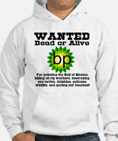 BP Wanted Poster Jumper Hoody