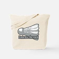 Shuttlecock! Tote Bag
