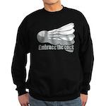 Shuttlecock! Sweatshirt (dark)