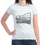 Shuttlecock! Jr. Ringer T-Shirt