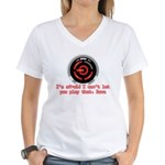HAL 360 Women's V-Neck T-Shirt