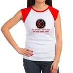 HAL 360 Women's Cap Sleeve T-Shirt