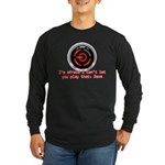 HAL 360 Long Sleeve Dark T-Shirt