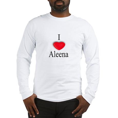 Aleena Long Sleeve T-Shirt