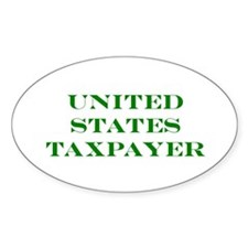 US Taxpayer Decal