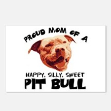 Happy Silly Sweet Postcards (Package of 8)