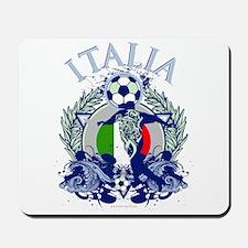 Italia Soccer Mousepad