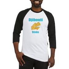 Djibouti Stinks Baseball Jersey
