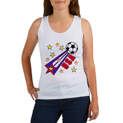 USA Soccer Team Women's Tank Top