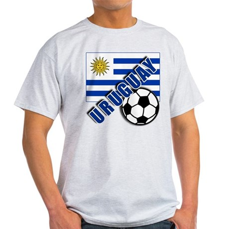 URUGUAY Soccer Team Light T-Shirt