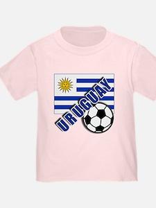 URUGUAY Soccer Team T
