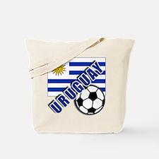 URUGUAY Soccer Team Tote Bag