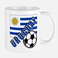 URUGUAY Soccer Team Mug