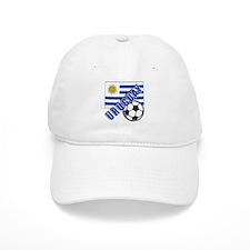 URUGUAY Soccer Team Baseball Cap
